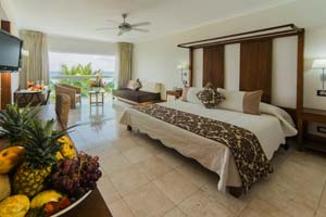 Superior Deluxe Ocean View rooms of the Be Live Experience Hamaca Beach Hotel